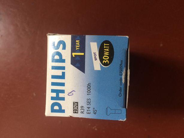 Рефлекторная лампа r39 30w Philips