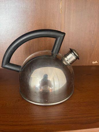 Чайник зі свистком