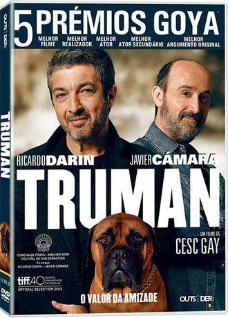 Filme em DVD: TRUMAN - NOVO! Selado!