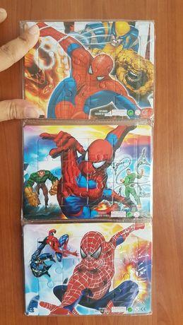 Puzzles Homem Aranha 12 peças