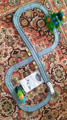 Чаггингтон железная дорога интерактивная Chuggington