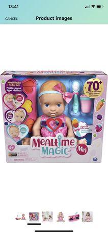 Интерактивная Кукла Миа Mealtime Mag