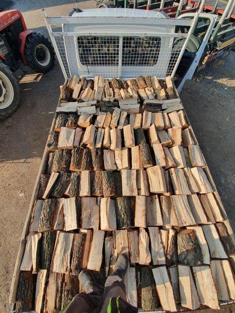 Drewno Opałowe/Kominkowe Drzewo opałowe ŁUPANE /W CAŁOŚCi