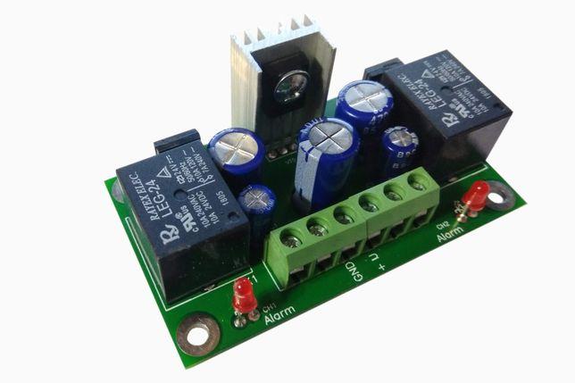 Модуль защиты акустической системы АС