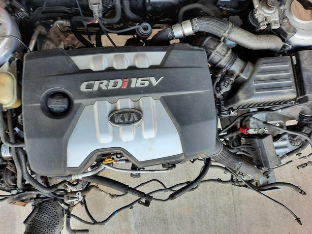 Двигун Кіа церато 1,5CRDI D4FA