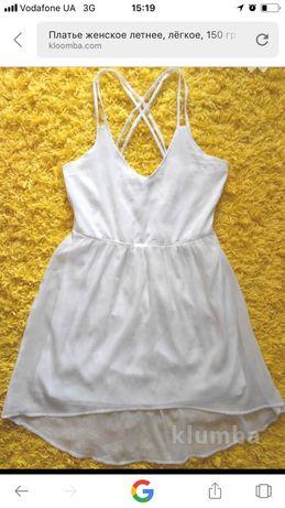 Сарафан, платье  летнее шифоновое. Размер 46-48