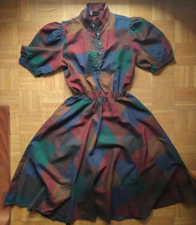 Ciemna sukienka Jodie Michaels, rozmiar S