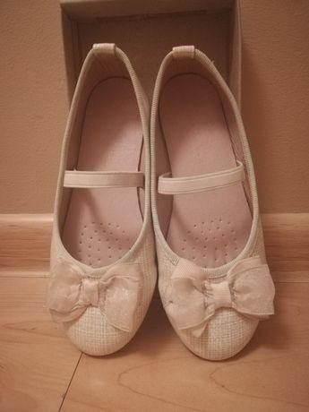 Buty dla dziewczynki baleriny balerinki r. 30 Nelli blu