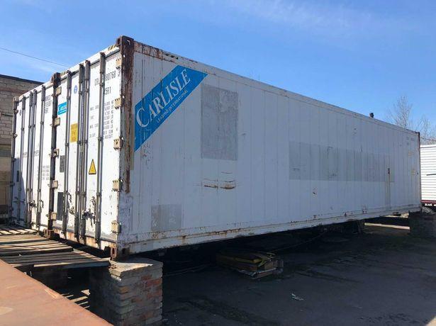 морской рефрижераторный контейнер 40 фут