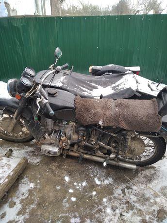 Продам мотоцикл мт Днепр