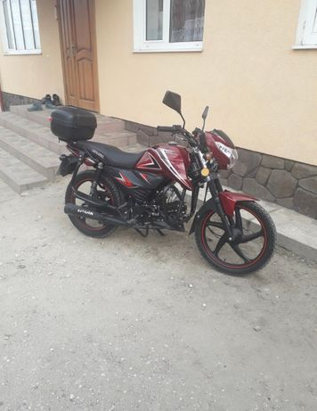 Продам мотоцикл Spark 125 sp c2-c