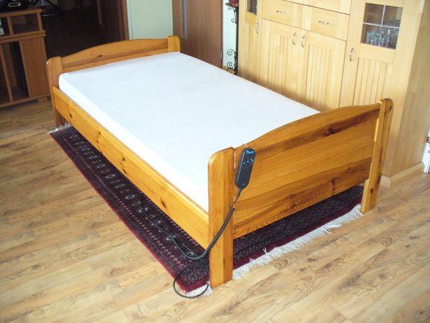 Łóżko rehabilitacyjne.