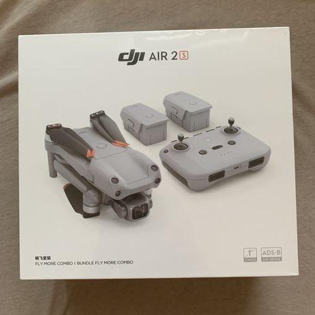 Квадрокоптер DJI Air 2S Fly More Combo