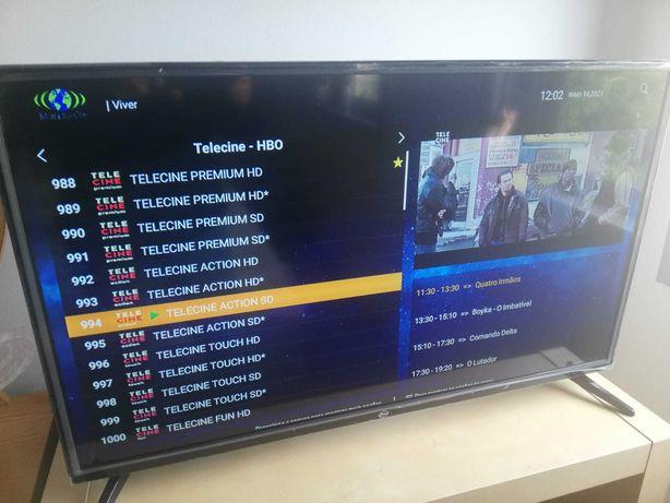 Televisão LED HD 32