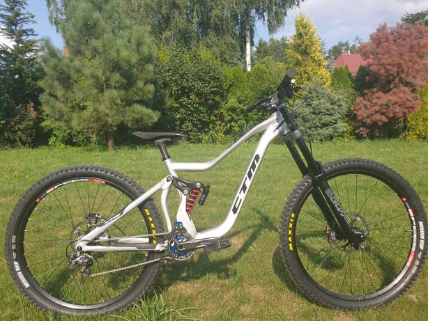 Rower ctm mons race DH