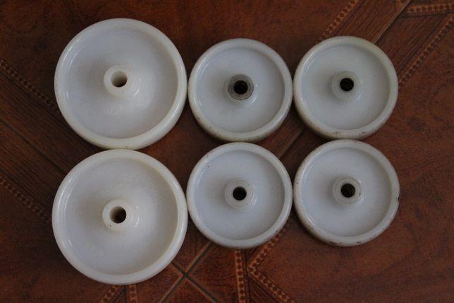 Rodas Mecanarte - Duas novas e 4 usadas