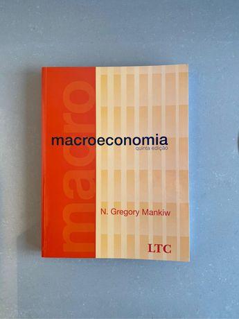 Macroeconomia - Gregory Mankiw