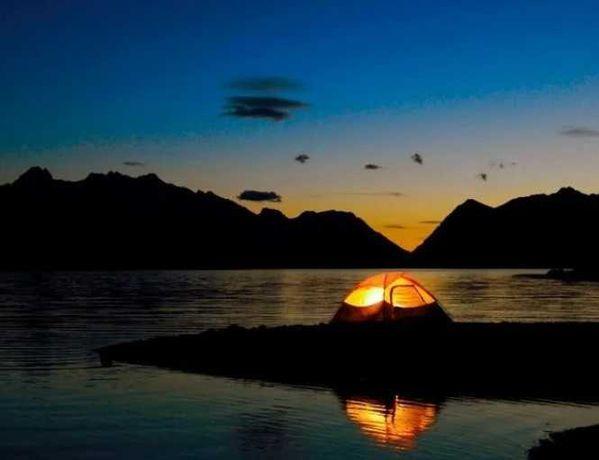 Палатка 8-ми местная - Туристическая | не автомат | весна/лето/осень