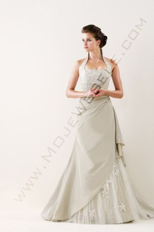 Изысканное СВАДЕБНОЕ или вечернее платье 44-46 р.