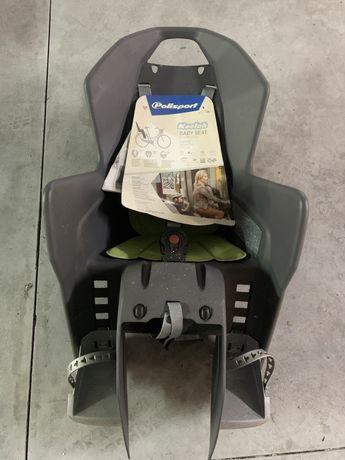 Cadeira para bebé - bicicleta