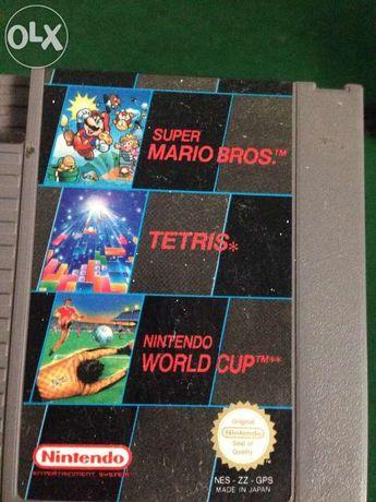 Nintendo World Cup, Super Mario Bros e Tetris