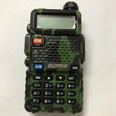 Спортивна комуфляжна радиостанция радіостанція рация рація Uv-5R