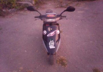 Розборка Honda Dio AF 18