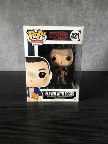 Stranger Things: Eleven With Eggos Funko Pop