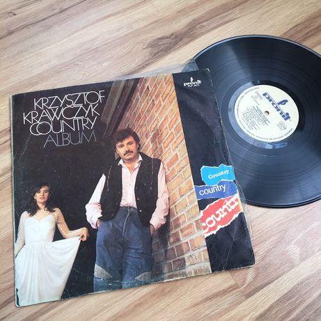 Płyta winylowa Krzysztof Krawczyk Country album! Okazja