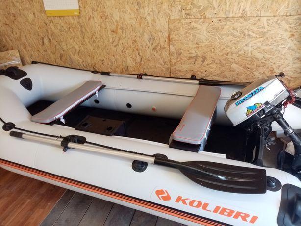 Продам лодку Kolibri