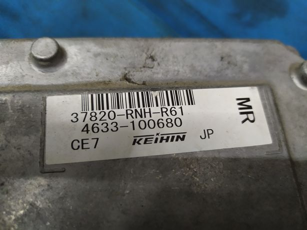 Блок управления двигателем honda civik Хонда цивик