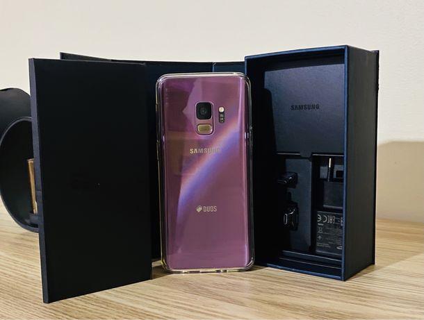 Samsung Galaxy S9 Rose Gold pristine