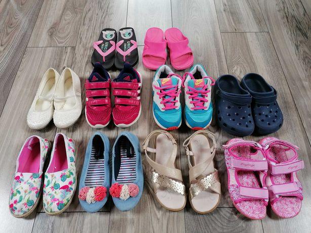 Duży zestaw butów 33-34