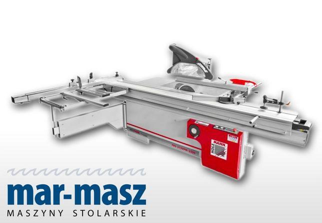 Piła formatowa Holzmann FKS 315VFN-3200, pręty stalowe, gwarancja