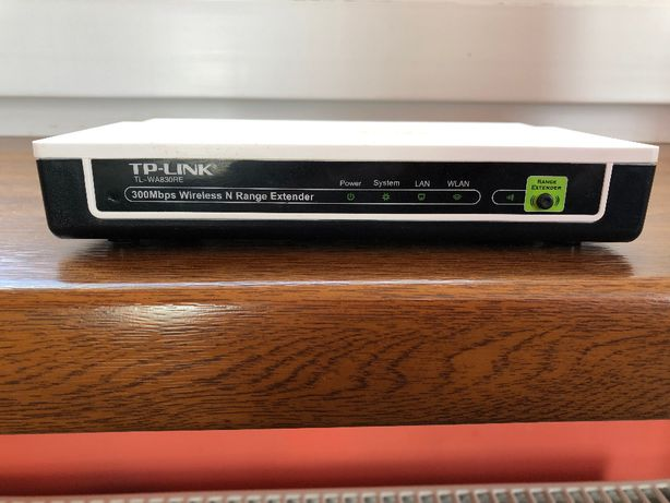 Wzmacniacz sygnału Wi-Fi , modem / Router TP-Link TL-WA830RE