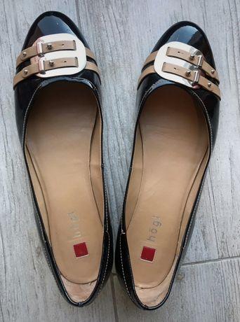 Hogl buty pantofle damskie r 10 42