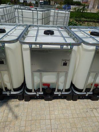 Depósitos de 600 litros