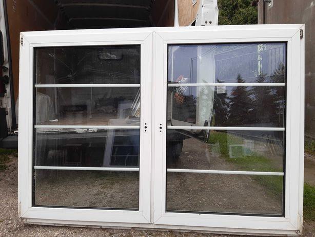 Okna Pcv  -sz182x127wys-  dwuskrz. (2szt)