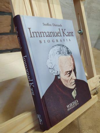 Immanuel Kant biografia. Steffen Dietzsch (wydanie pierwsze)