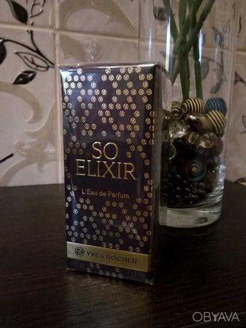 Парфюмерная вода so elixir, со эликсир от ив роше