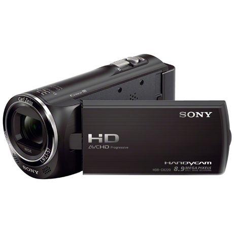 Продам Видеокамеру Sony Hdr cx 220