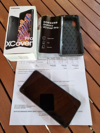 Samsung Galaxy Xcover Pro Gwarancja producenta