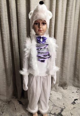 Мишка Умка Медведь №4 ПРОКАТ карнавальный костюм 4-6 лет