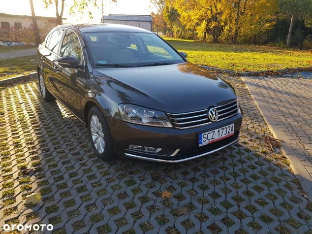 Volkswagen Passat Volkswagen Passat , krajowy , niski przebieg