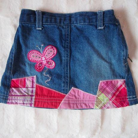 Spódniczka jeansowa Minoti