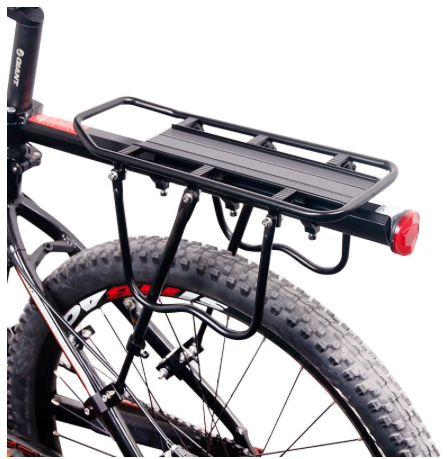 Porta Bagagem Bicicleta / Bike Rack 50kg