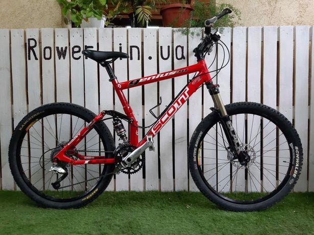 Велосипед бу Scott Genius 26 / Велосипеды двухподвес mtb воздух гидро