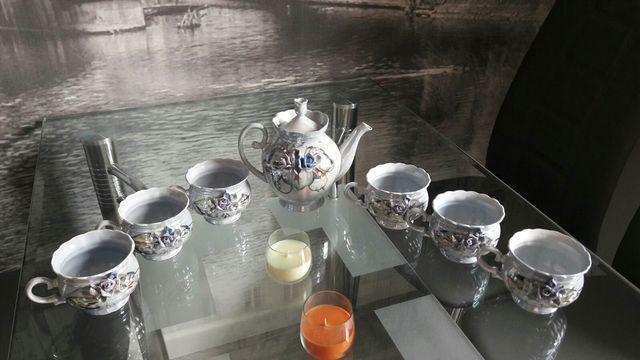 Чайный сервиз на 6 персон ,,Украина,, 300 грн