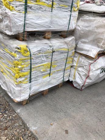 Worki Big Bag Używane do przemiałów PET lub Granulatów Czyste 180cm