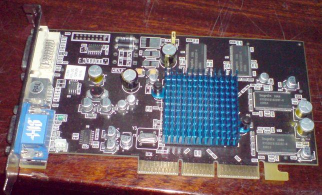 Видеоадаптер Radeon 9000 Series